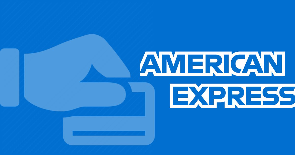 american express credit card account